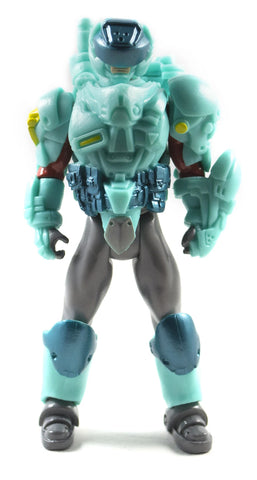 Knights Of The Slice Stomper Vector Jump Resin Toy Pizza Action Figure