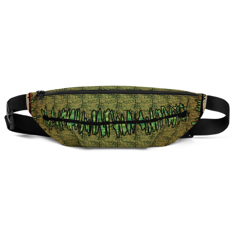Inner Temple Fanny Pack by Egauw