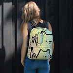 KimchiDoodle Shmeow Cat Backpack