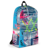 AEQEA Fake Man Backpack (limited run of 44)