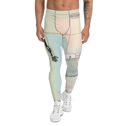 Vaccinewave Men's Leggings
