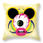 Oenun - Throw Pillow