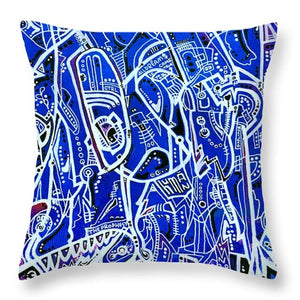 Aeqea Prophecy - Throw Pillow