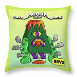 BRVS x AEQEA : Xodiac Scorpio Throw Pillow