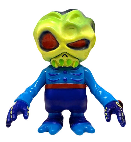 Secret Base Skulletor SkullBrain SkullxBxBxP Sofubi Soft Vinyl Super7 Designer Toy
