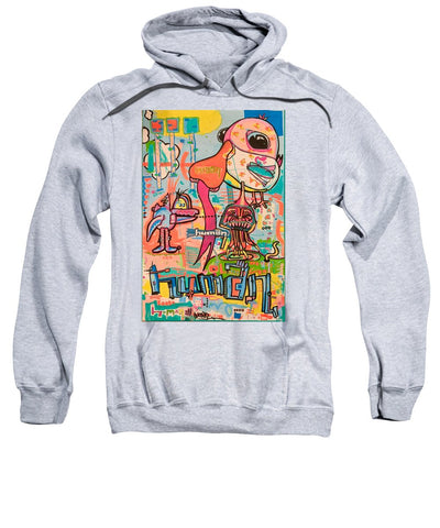 AEQEA Small Farm Pullover Hooded Sweatshirt