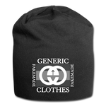 Generic Clothes Beanie - black