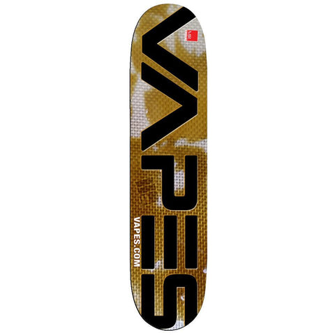 AEQEA x VAPES 'Dabs on Deck' Exclusive Cannabis Cup Skate Deck Promo Edition of 100