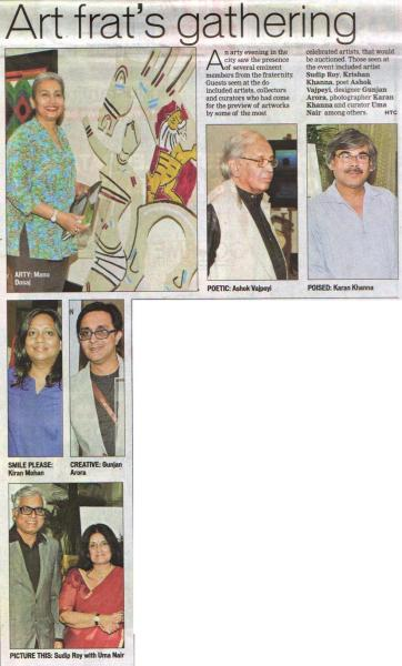Indian Art auction 16 Nov 2014 HT City