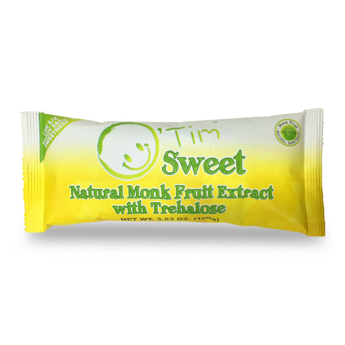 O'Tim Sweet Natural Monk Fruit Golden