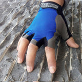 Men Sports Fitness Malfunction Half Finger Outdoor Gym Gloves-TheGymnist