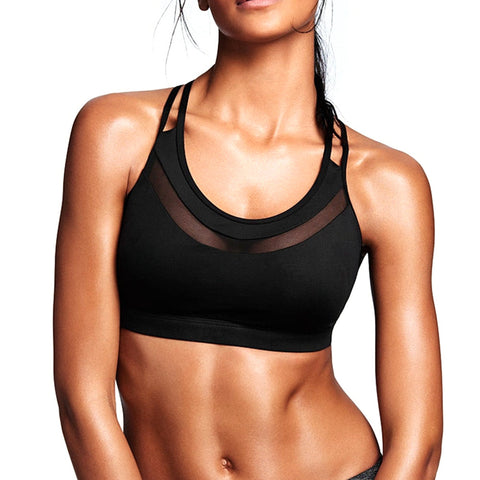 Women's High Strength Shock Absorbing Training Bra