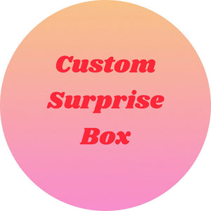 Custom Surprise Box