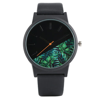 Tropical Jungle Quartz WristWatch