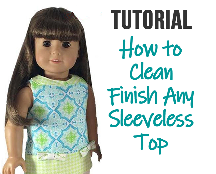 How to Clean Finish Any Sleeveless Top