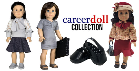career doll 18 inch doll clothes patterns collection