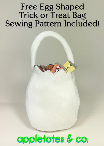 free trick or treat bag sewing pattern