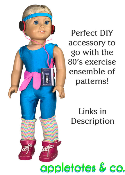 DIY Walkdoll and Headphones Project