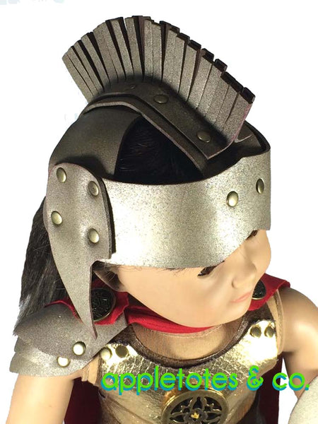 "Gladiator Essentials Sewing Pattern for 18"" Dolls"