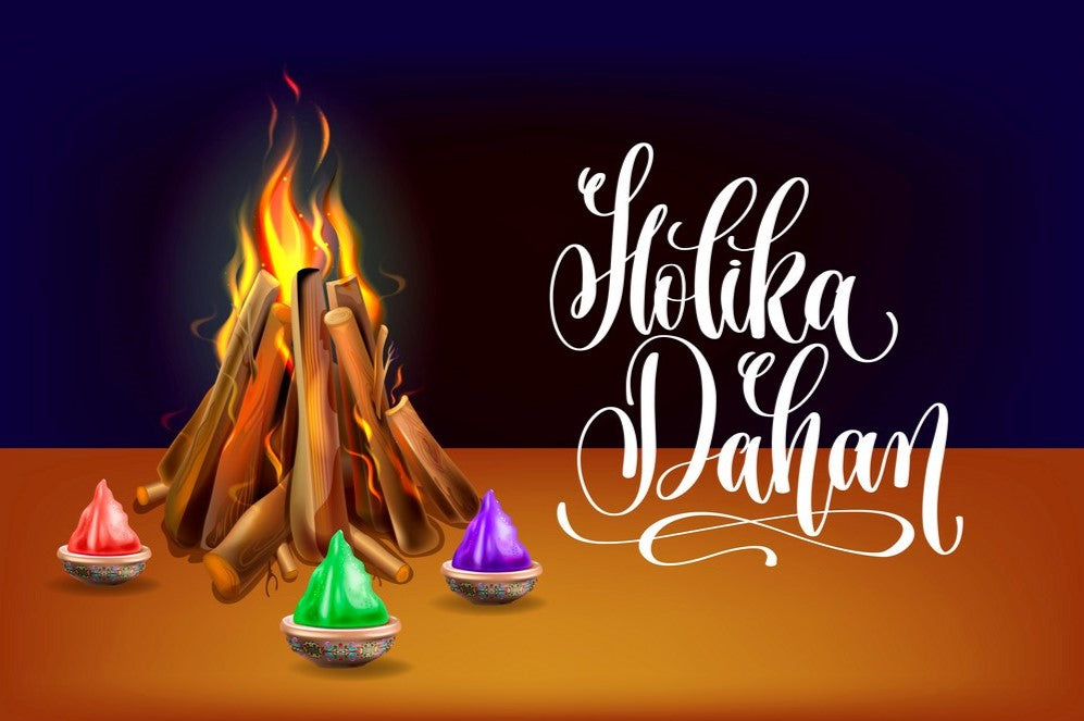Holika Dahan Story- Know the Ritual Celebrated Before Holi Festival