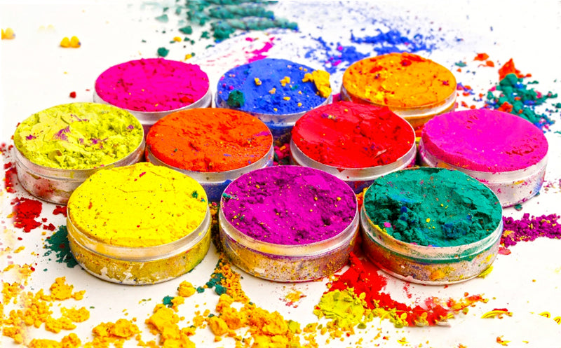 What is holi festival