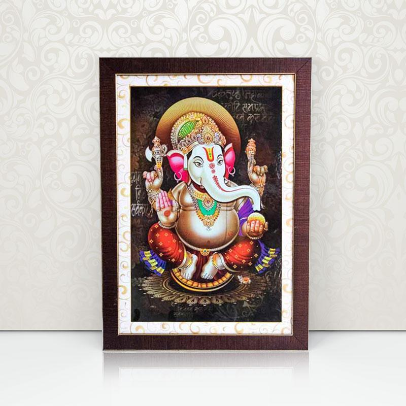 lord ganesha paintings
