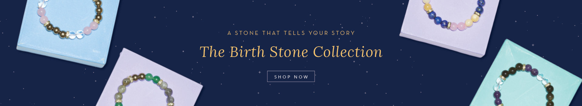 Birth Stone Collection