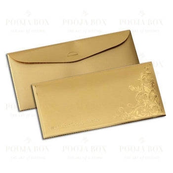 24K Gold Foil Sagan Envelope (Set Of 12)