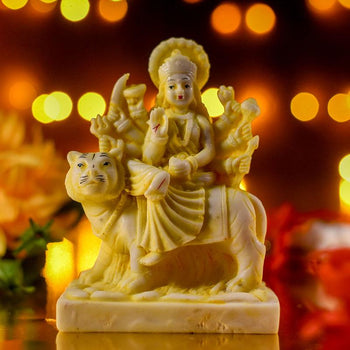 Soothing Durga Maa Idol