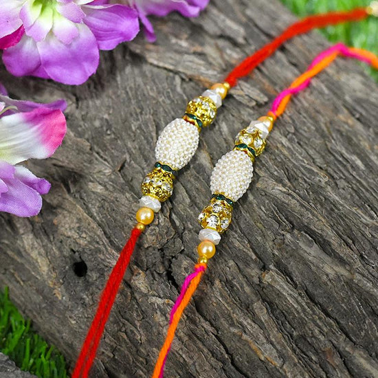 Alluring Rakhi Set of 2
