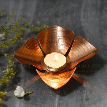 Caspara T Light Candle Holder