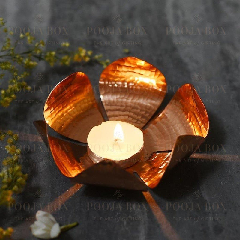 Cyra Tlight Candle Holder