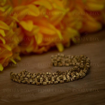 Tulsi Mala Block Pooja Items