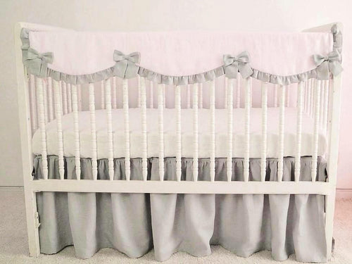 Crib Rail Cover - Moods The Linen Store