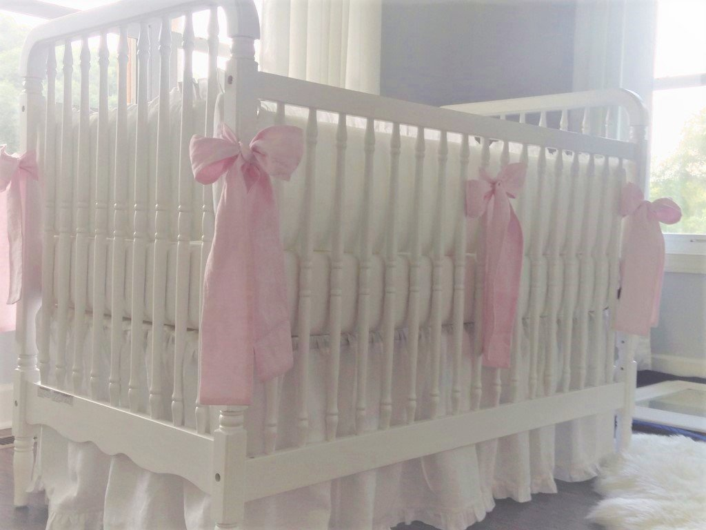 crib img stardust de kiddicare and category cribs sets cot clair set pink bed bedding bales piece three lune