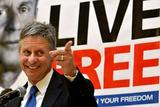 Gary Johnson Seeks Libertarian Nomination For US President 2016