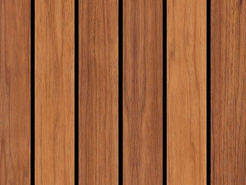 Waterproof laminate flooring Teak and Black 1235 mm x 200mm x 5,5mm 9 pieces per pack. 2.2 sq m coverage