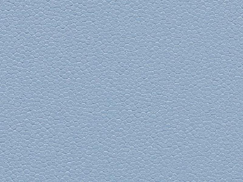Embossed vinyl non slip vinyl boat flooring per linear metre off a 2 m roll - China blue colour