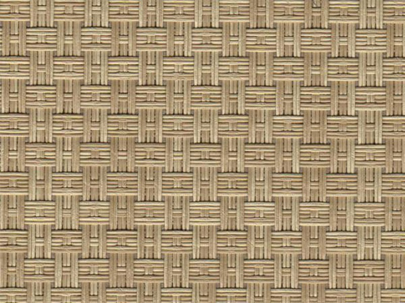 Woven vinyl carpet - Seagrass (Colour 2: Khaki). 1.5 metre width - Priced per linear metre off the roll.