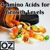 Amino Acids for Growth Hormone Levels
