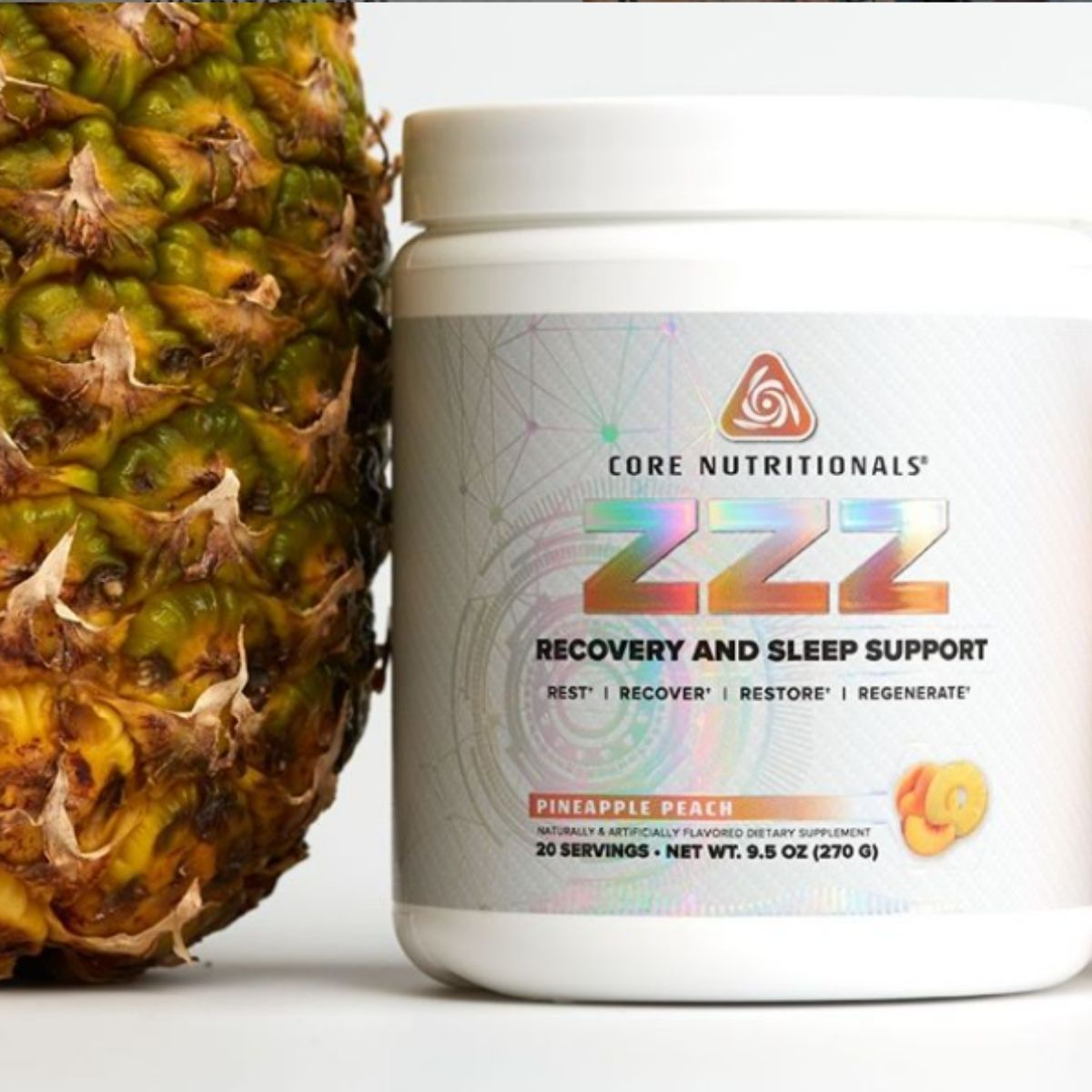 "Core Nutritionals ""ZZZ"" Sleep Formula is Back, But Without the Phenibut"