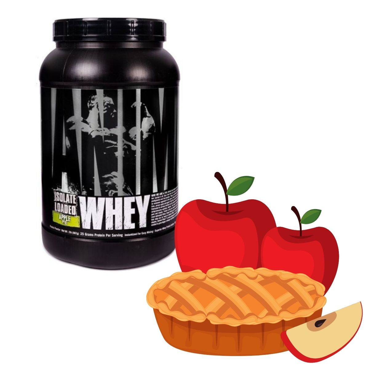 Animal Whey Gets a New Limited Edition Apple Pie Flavor for Fall