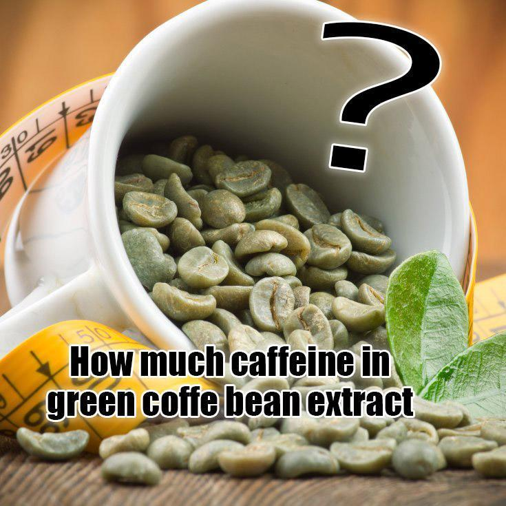 Does Coffee Bean Extract Have Caffeine How Much