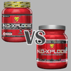 NO Xplode VS NO Xplode 2.0