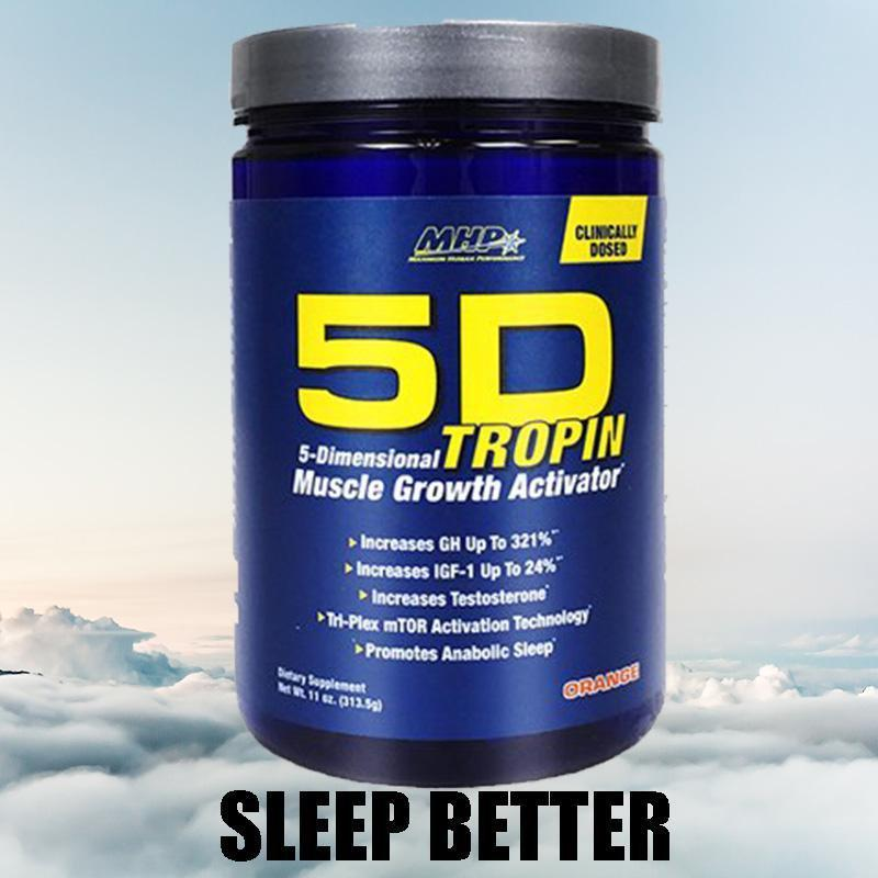 5D-TROPIN For Muscle Growth and Sleep