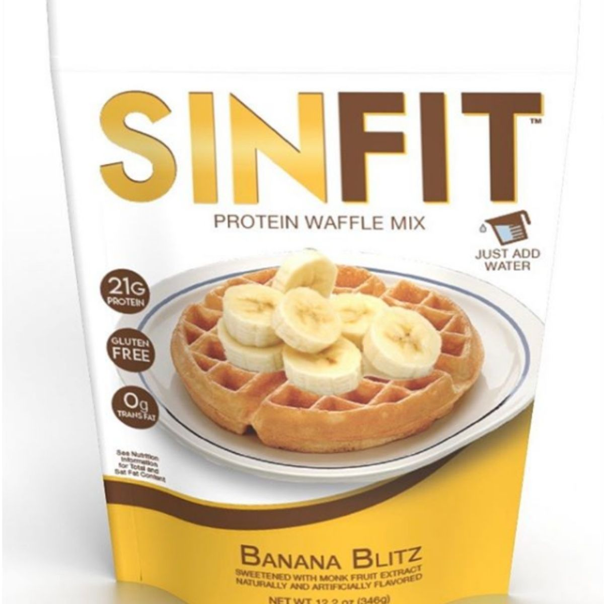 Sinfit Nutrition Announces All New Protein Waffles