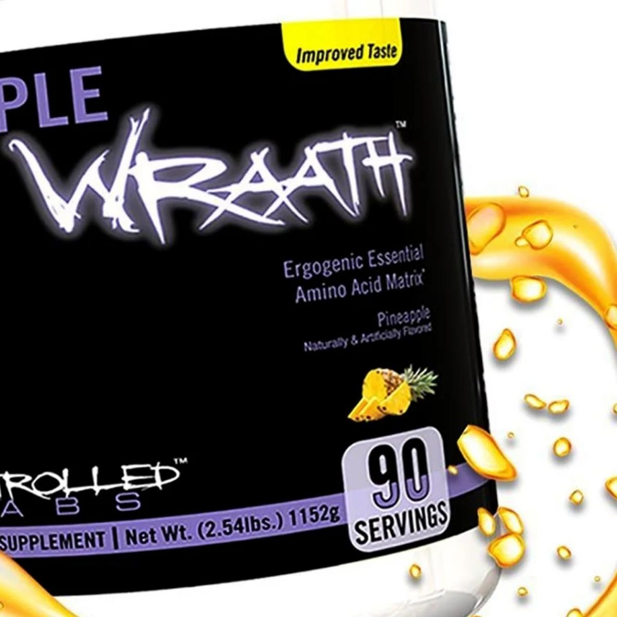 Controlled Labs Purple Wrath Gets a New Pineapple Flavor