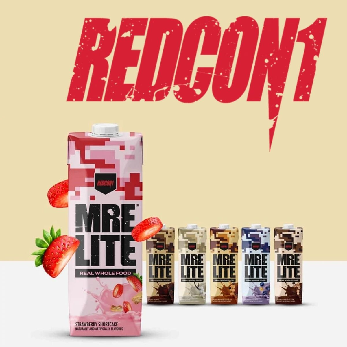 Redcon1's Long Awaited MRE Lite RTD Version is Almost Here