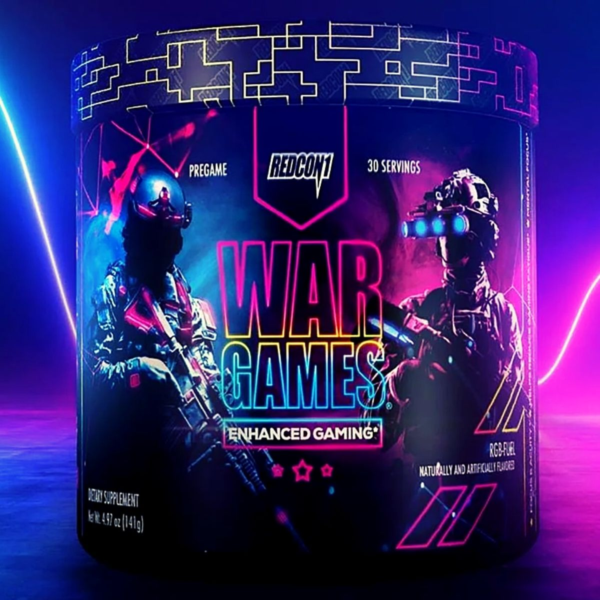 "Redcon1 New Gaming Supplement ""War Games"" Drops Tomorrow"