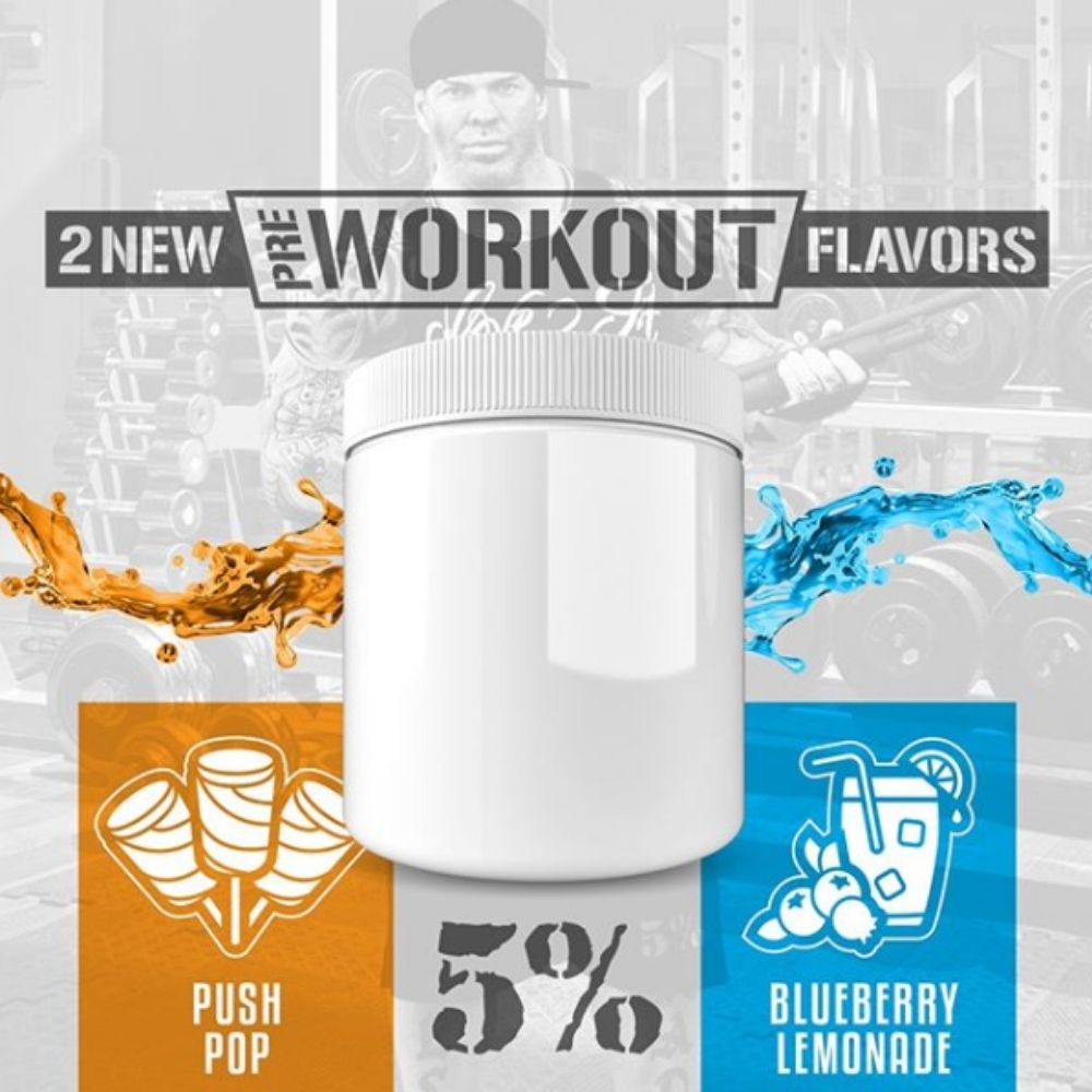 "5% Nutrition ""Kill It"" Pre-Workout Gets New Packaging & 2 New Flavors"